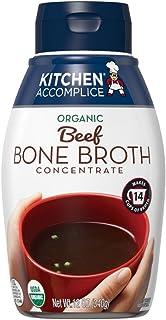 Kitchen Accomplice Bone Broth, Beef, 12 oz