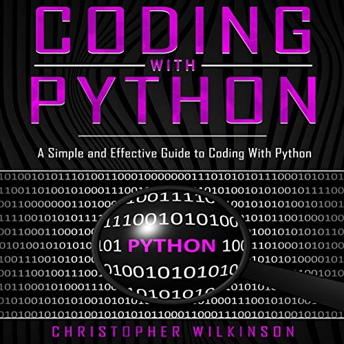 Coding with Python cover art
