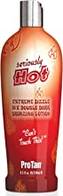 pro tan seriously hot tanning lotion