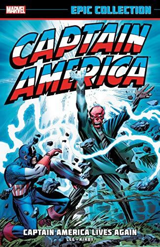 Captain America Epic Collection: Ca…