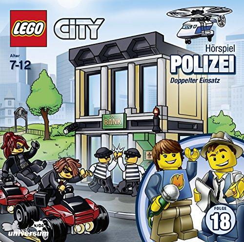 Lego City 18: Polizei (CD)