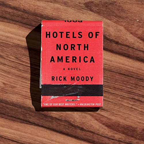 Hotels of North America audiobook cover art