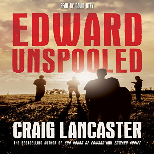 Edward Unspooled audiobook cover art