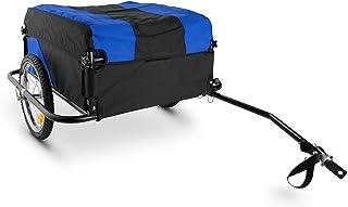 comprar comparacion Oneconcept DURAMAXX Mountee - Remolque para Bicicletas, Desmontable, Capacidad 130 litros, Carga 60 kg, Bastidor Acero, Ne...