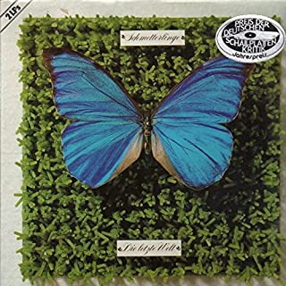 Schmetterlinge - Die Letzte Welt - Eigelstein Musikproduktion - 6.28612 DX