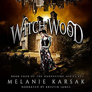 Witch Wood audiobook cover art