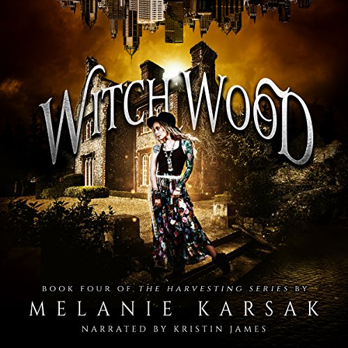 Witch Wood     The Harvesting Series, Book 4              By:                                                                                                                                 Melanie Karsak                               Narrated by:                                                                                                                                 Kristin James                      Length: 2 hrs and 23 mins     55 ratings     Overall 4.4