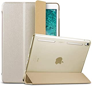 Apple iPad Pro 10.5 ESR Yippee Color Plus Seires PU Leather Slim-Fit Lightweight Trifold Stand Smart Case Cover - Champagn...