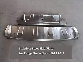 land rover steel bumper