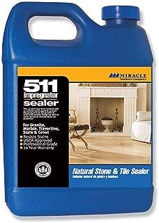 Miracle Sealants 511 QT SG 511 Impregnator Penetrating Sealer, Quart (2 Quart pack)