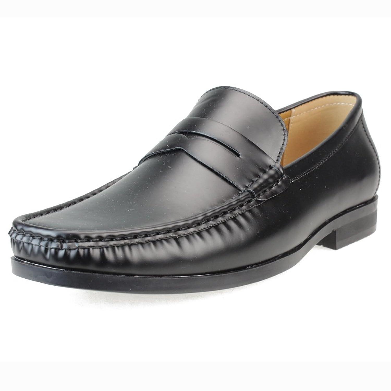 [AN] アンバイルシウス ビットローファー スリッポン カジュアルシューズ 短靴 靴 ドライビングシューズ 【AZ370C】
