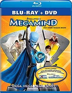 Megamind (Blu Ray + DVD) [Blu-ray] (Bilingual) (B004GJX2BU) | Amazon price tracker / tracking, Amazon price history charts, Amazon price watches, Amazon price drop alerts