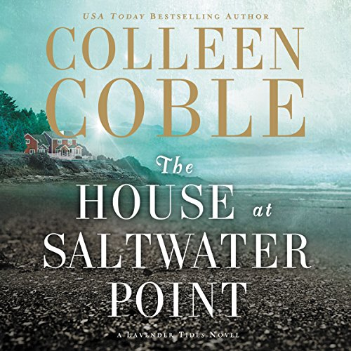 The House at Saltwater Point audiobook cover art