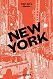 Best travel guide unique travel gift Pop City Guide New York