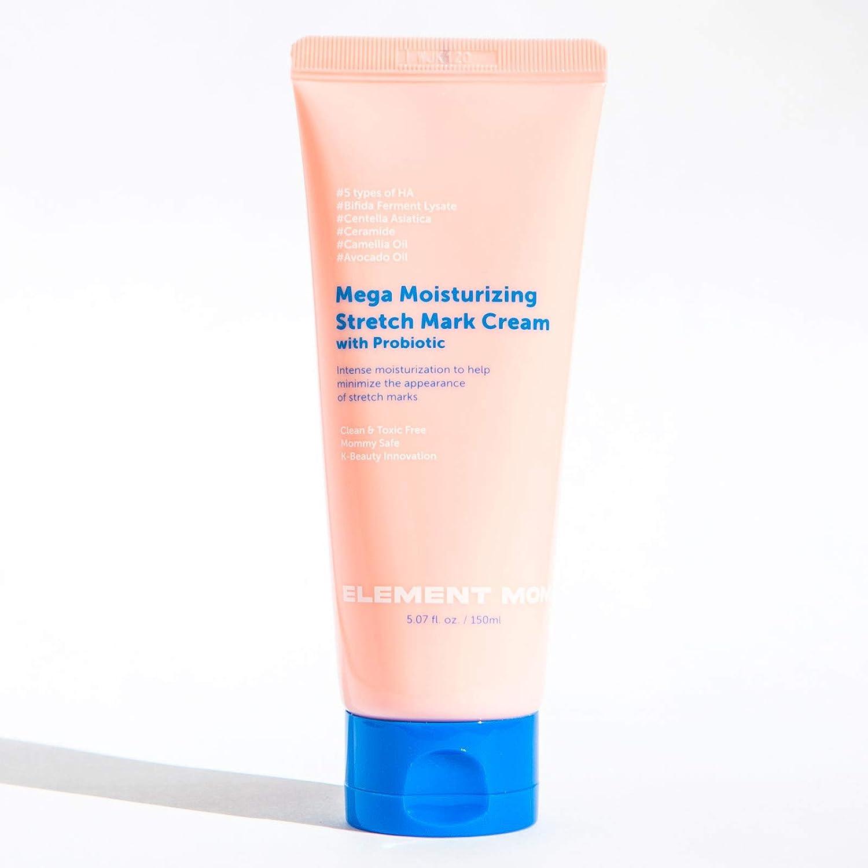 Element Mom Phoenix Mall Ranking TOP3 Mega Moisturizing Stretch Mark Probiotic Cream with