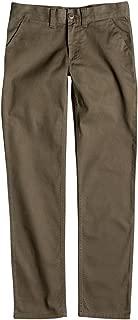 DC Boys' Big Worker Slim Chino Pants