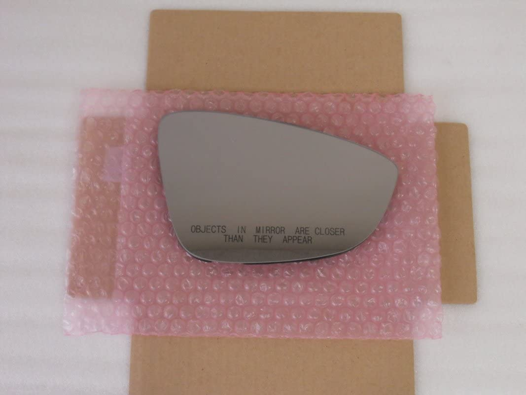HEATED CONVEX Mirror Direct sale of manufacturer Glass Mail order cheap For 2009-2017 2016-2021 CC Passat