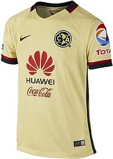 Nike Boys Club America Home Stadium Jersey [Lemon Chiffon]