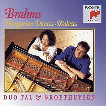 Brahms: 21 Hungarian Dances, WoO 1 & 16 Waltzes, Op. 39