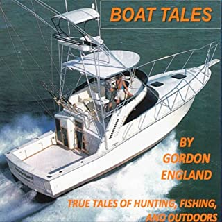 Boat Tales audiobook cover art