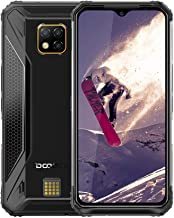 Điện thoại di động Android – DOOGEE S95 PRO 4G Rugged Cell Phones Unlocked, IP68 Waterproof Dropproof Rugged Smartphones,Helio P90 Otca-core 8GB+128GB 6.3″ FHD+ Screen Android 9.0 5150mAh Battery Wireless Charge Rugged Phone
