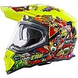 Oneal 0817-404 Casco Moto MX