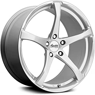 Advanti Racing Denaro 19 Silver Wheel / Rim 5x120 with a 40mm Offset and a 72.56 Hub Bore. Partnumber B29N52040S