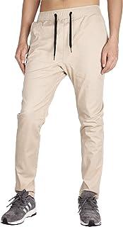 Pantalones de Joggers para Hombre Cintura Elástica Piernas Regulares