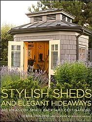 Stylish Sheds book.