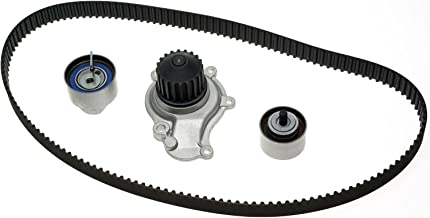 ACDelco TCKWP265B Professional Timing Belt and Water Pump Kit with Tensioner and Idler Pulley