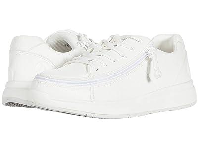 BILLY Footwear Work Comfort Lo (White/White) Women