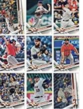 2019, 2018, 2017, 2016, 2015 Topps Houston Astros Baseball Card Team Sets (Complete Series 1 & 2 From All 5 Years) 150+ inc. Carlos Correa, Jose Altuve, George Springer, Alex Bregman, many more rookies and World Series Highlights in 5 acrylic cases - perfect gift for any Astros FAN