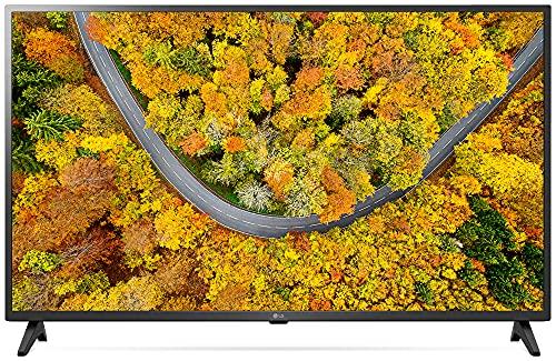 LG Electronics 43UP75009LF.AEUD LED-TV 108cm 43 Zoll EEK G (A - G) Smart TV, UHD, WiFi