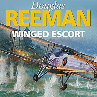 Winged Escort audiobook cover art