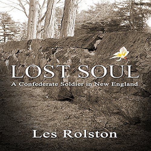 Lost Soul audiobook cover art