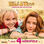 Kinofilm-Fan-Collection (Bibi & Tina - Das Original-Hörspiel zum Film 1-4)