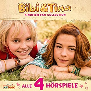 Kinofilm-Fan-Collection. Das Original-Hörspiel zum Film Titelbild