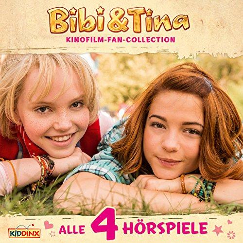 Kinofilm-Fan-Collection. Das Original-Hörspiel zum Film: Bibi & Tina 1-4