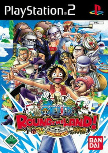 One Piece Round the Land (PlayStation 2)