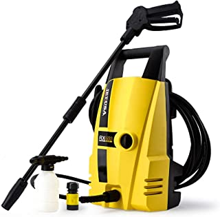 Jet-USA RX450 2900PSI Electric High Pressure Washer Cleaner, 8 Metre Hose, with Detergent Spray Gun