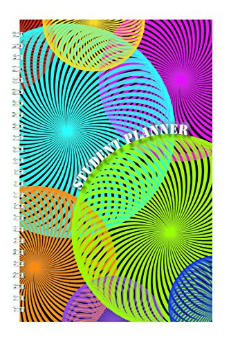 House of Doolittle Non-Dated, Student Planner/Assignment Book, Spiral 7 x 11 Inch (HOD2575), Multi/Blue/White