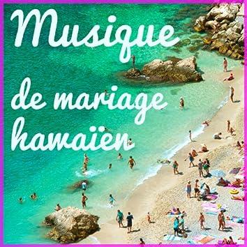 Musique de mariage hawaïen pour un beau mariage de plage
