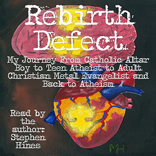 Rebirth Defect audiobook cover art