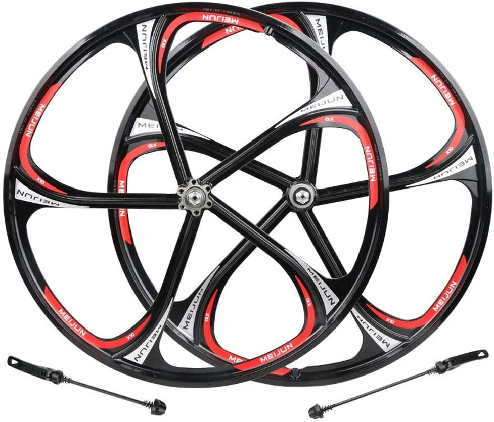 ZNND Cycling Wheels 26 Double Wall Free Shipping New Quick Release MTB Rim V-Brak Max 86% OFF