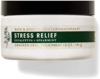 Bath and Body Works Aromatherapy EUCALYPTUS SPEARMINT Cracked Heel Treatment. 5 oz / 141 g