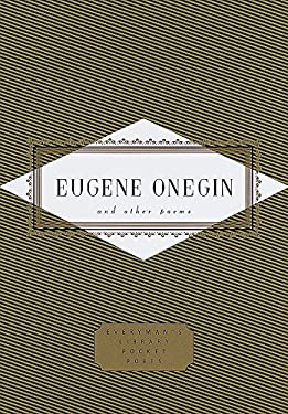 Eugene Onegin and Other Poems: and Other Poems (Everyman's Library Pocket Poets Series)