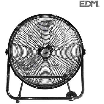 EDM Ventilador Industrial DE Suelo Ø60CM 180W: Amazon.es: Grandes electrodomésticos