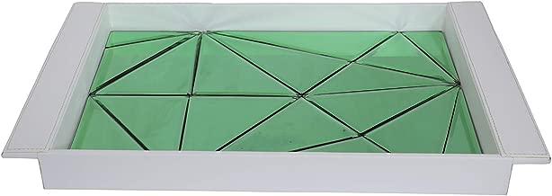 Casa Pop Green Bathroom Tray