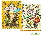 Carlsen Verlag Die Schule der magischen Tiere - Endlich Ferien Band 2: Silas und Rick (Hardcover) + Endlich Pause! Das Große Rätselbuch (Softcover)