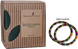 Shahnaz Husain Shaneem Skin Nourishing Cream - with FREE GIFT (Pair of Multicolor Bangles)